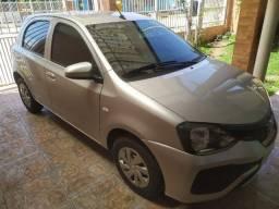 Toyota Etios X 1.3 2019