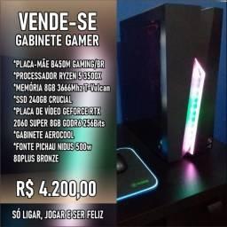 Vende-se Gabinete Gamer
