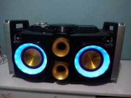 Mini System Hi-fi Philips Party Box Fwp 2000