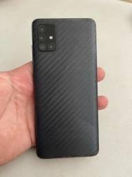 Samsung A51 na garantia