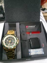 Relógio Lince,Curren,Mondaine