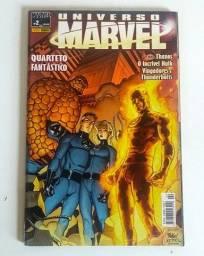 Universo Marvel n. 2   [Marvel | HQ Gibi Quadrinhos]