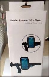 Título do anúncio: Suporte para bike com proteção para agua