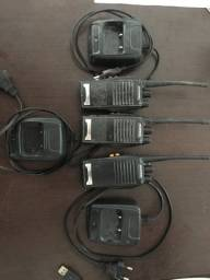Vendo 03 rádios comunicadores