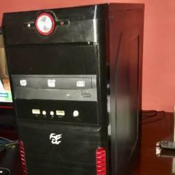 Computador PC Amd A4 6300, 4Gb, Ssd 120Gb