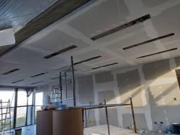 Forro e drywall e pvc  tbm trabalhamos  com parede  drywall  e divisórias  anaval