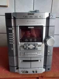 Som Sony + BLUETOOTH GRÁTIS modelo RG-90 540W RMS