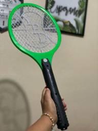 Raquete mata mosquitos 30.00