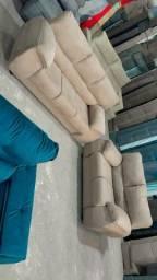 Jogo de sofá por R$1.099,00