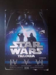 DVD Trilogia Star Wars