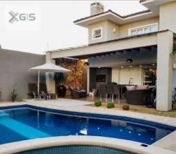 Sobrado com 3 dormitórios à venda, 340 m² por R$ 1.500.000,00 - Jardim Casali - Campo Mour