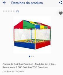 2x2 casinha de bolinha