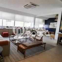 Apartamento à venda com 3 dormitórios em Leblon, Rio de janeiro cod:CP3AP51471