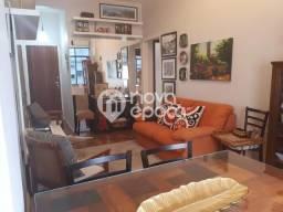 Apartamento à venda com 1 dormitórios em Copacabana, Rio de janeiro cod:CP1AP51266