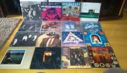Vendo Coleção Vinil Variados (73) entre LP e Compactos