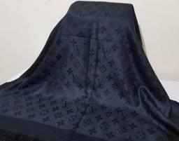 Pashmina Louis Vuitton preto