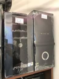 Computador Positivo e Vaip - Configurações abaixo: