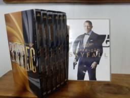 Box James Bond + Skyfall  DVD