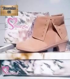 Calçados Infantis Novos por R$20