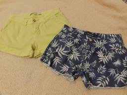 Shorts jeans Hering (Tam 38)