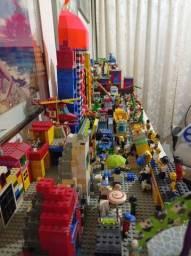 10.000 peças de lego