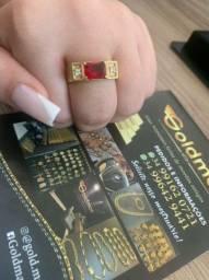 Título do anúncio: Anéis de formatura feitos de moeda antiga GARANTIA ETERNA