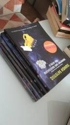 Coleção Guia de um Mochileiro das Galaxias
