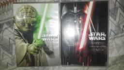 DVDs originais Star Wars