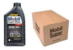 Oleo Mobil 20w50 - Caixa Fechada 490,00 R$
