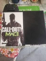 Xbox one 500 Gb mais jogos
