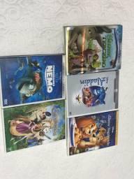 DVDs Disney, Shrek, animacao