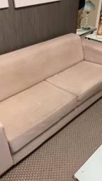 Sofá de 3 lugares semi novo