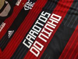 Camisa do Flamengo 2018/19