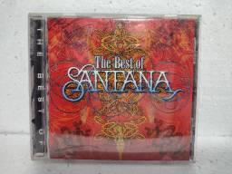 Cd Santana The Best Of Santana Importado Usa