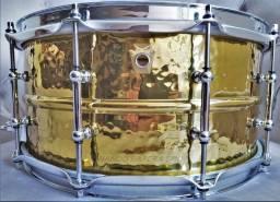 Caixa Ludwig Supraphonic Hammered Brass 14x6,5