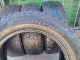 Vendo jogo de pneu pirelli Scorpion atr 205/60/16