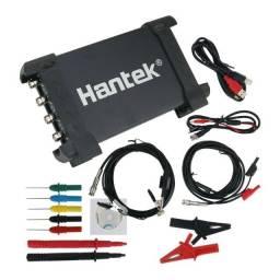 Hantek 6074be Original Osciloscópios Diagnostico Automotivo 4 canais 70mhz suporte win10