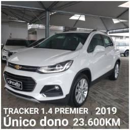 Tracker 1.4 Premier 2019 Único Dono!