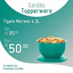 Tupperware Tigela murano - 50$