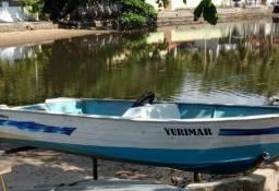 Barco alumínio 5m