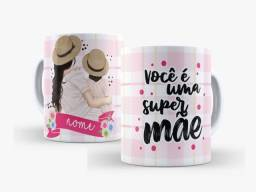 Canecas Personalizadas Especial dias Das Mães