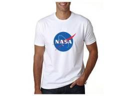 Camisa Nasa Unissex Cores e Tamanhos Variados
