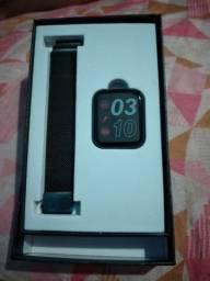 Relógio smarth watch P80/ aceito cartão e entrego