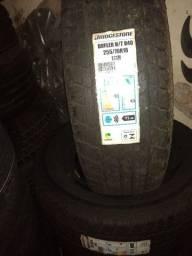 Título do anúncio: Pneus novos Bridgestone 255/70ar16