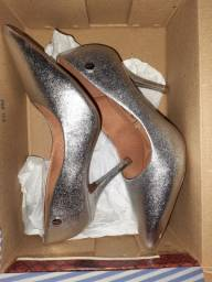 Sapato tipo scarpan pra festa social feminino