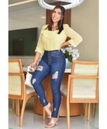 Calças jeans unissex