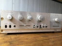 Amplificador Potencia Ployvox AP800 Funcionando