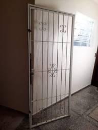 Grade porta de entrada