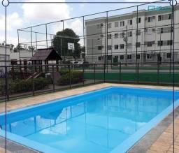 VENDE-SE apartamento no residencial SPAZIO CRISTALLI no bairro COOPHEMA.