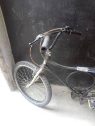 Bicicleta monark usada